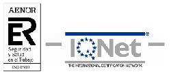Acreditación AENOR Seguridad y Salud en el Trabajo