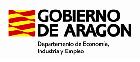 Acreditación Gobierno de Aragón logo
