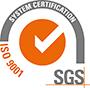 Logo ISO SGS 9001