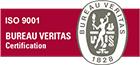 Logo Bureau Veritas 9001