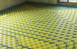Tecnam instalación de suelo radiante bilbao