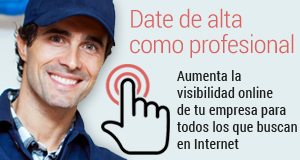 Date de alta como profesional