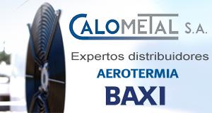 Calometal aerotermia