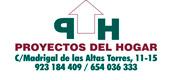 Logo Proyectos del Hogar