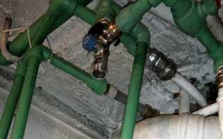 Cambio de instalación de calefacción