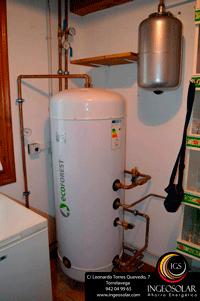 bomba de calor Ecoforest EcoAir Evi