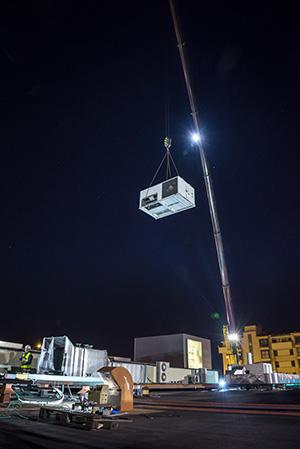 Sustitución de equipos de climatización realizado por Aldania