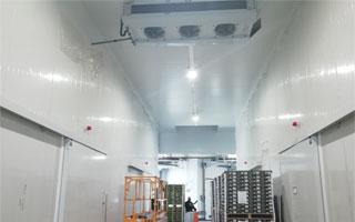 Instalación de refrigeración con CO2 en Mercabarna