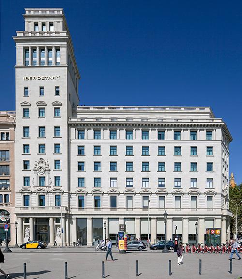 Hotel Iberostar en Barcelona