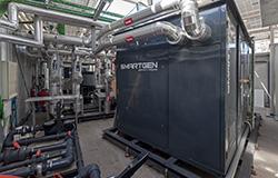 Equipo Smartgen en instalación Iberostar Barcelona