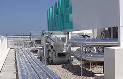 Enfrío instalación climatización hospital Valencia