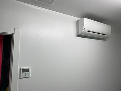 Factor Clima instalación aire acondicionado academia