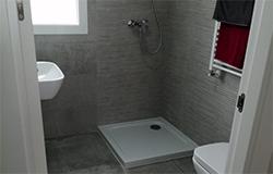 Instalaciones Blanco reforma baño Madrid