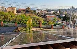 Instalación aertoermia con energia solar Instalponce