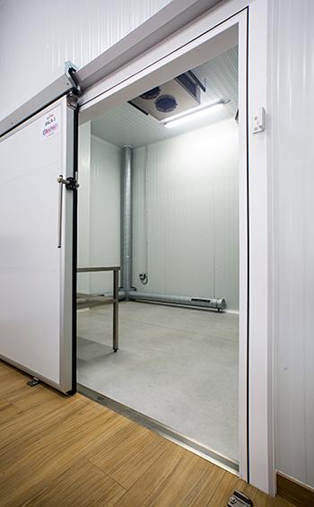 Instalación de cámaras frigoríficas por Rami Frío