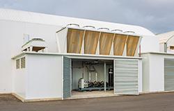 Instalación cámaras frigoríficas Rami Frío