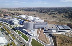 Instalación de aislamiento en un hospital de toledo por soprema