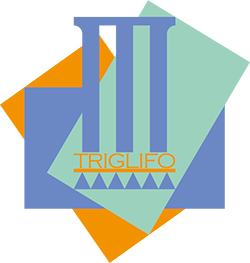 Logo Triglifo Arquitextura