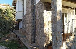 Triglifo Arquitectura mitigación gas radón en vivienda