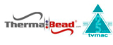 Logo ThermaBead y tvmac