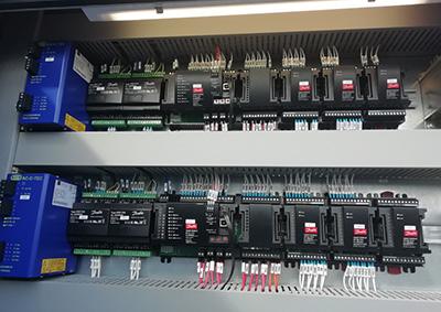 cuadros eléctricos y controles
