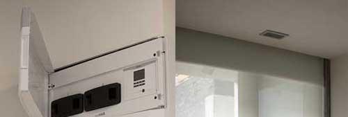 Sistema ventilación controlada
