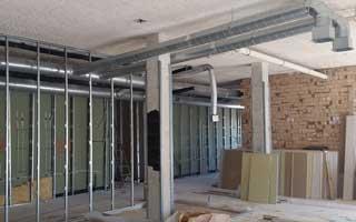 Imagen de trabajos de climatización y ventilación