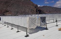 Instalación de climatización, ventilación, solar térmica y ACS
