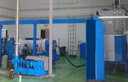 instalación biomasa en industria