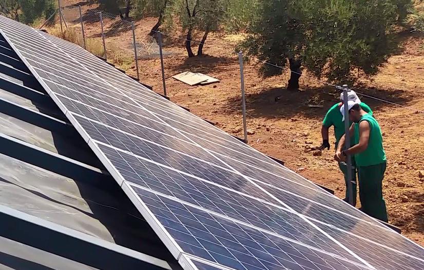 Instalación Solar Fotovoltáica
