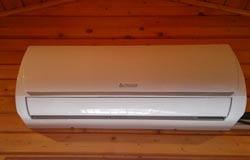 Instalación equipos de aire acondicionado