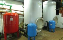 Imagen renovación sala de calderas