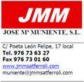 José María Muniente - Servicio Técnico Oficial Ferroli en Zaragoza
