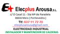 Elecplus Arousa, S.L. - Instalación, mantenimiento y reparación